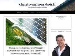 Chalets Maisons Bois