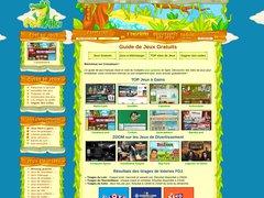 Aperçu du site Crocastuce.fr