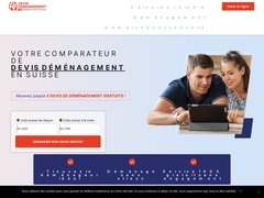 Détails : Devis Déménagement Suisse
