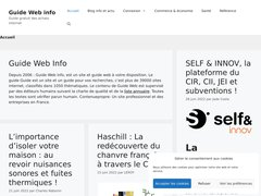 Aperçu du site Directory.conua.com