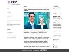 Détails : ESDA