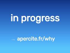 Aperçu du site Francite.com