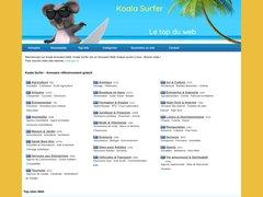 Koala Surfer