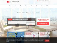 immobilier location - agence
