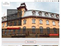 Détails : Vivez un séjour de rêve à Québec chez l'hôtel Le Saint-Paul