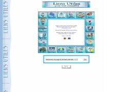 Aperçu du site Liensutiles.org