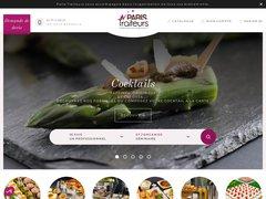 Paris-Traiteurs:plateaux repas