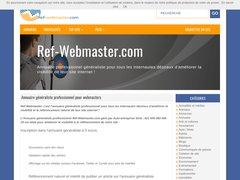 Aperçu du site Ref-webmaster.com