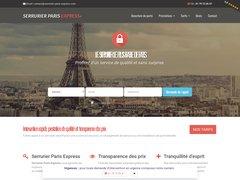 Détails : Serrurier Paris Express : les meilleurs artisans en serrurerie