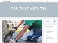 Détails : Blog pour promouvoir vos trucs et astuces