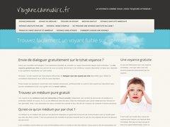 Aperçu du site Voyanceannuaire.fr