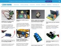 Détails : Réalisez un montage électronique à l'aide des schémas publiés sur zonetronik.com