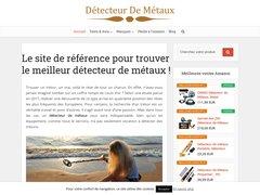 Détails : Un détecteur de métal comme loisir