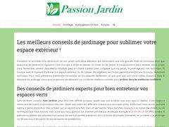 Passion Jardin : Tout l'univers du jardinage