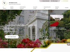 Villa d'Epidaure Garches