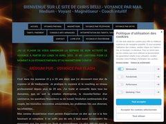 Assurez votre destin grâce à la voyance par mail et au coaching de Chris Belli