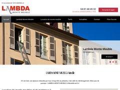 LAMBDA MONTE MEUBLE