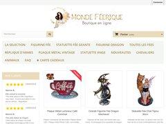 Détails : Boutique de Décoration sur la féérie et les fées