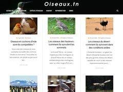 Détails : Guide des oiseaux