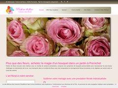 Détails : Parfum de fleurs, fleuriste La Baule