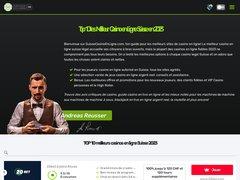Détails : Suissecasinoenligne.com