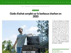 Détails : Barbecues pour extérieur