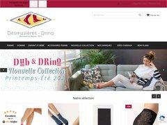 Détails : Bonneterie de Roubaix, Boutique de vente en ligne de collants, bas, mi-bas, leggings et chaussettes de qualité