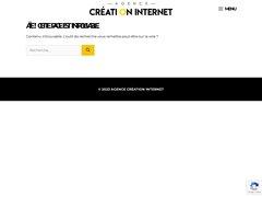 Site web à Carcassonne