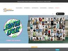 Bamboo Skateshop choix et matériel de qualité pour le skateboard
