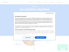 Détails : Agence Pages Jaunes de création de site web