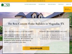 Conroe Home Builders