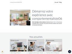 COMPORTEMENTALISTE 06 - Educateur Canin Comportementaliste dans les Alpes Maritimes 06 et le Var 83