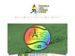 Double Jeu Tennis Paris