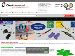 Classic International - Experts in Wireless Communication
