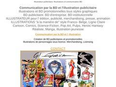 Communication par l'illustration et la BD
