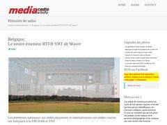 Belgique: Le centre emetteur RTFB VRT de Wavre