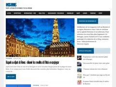 Site d'actualités sur la programmation sur Rennes