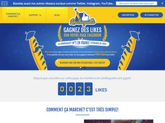 Détails : Gagnez des Fans Facebook sur Likes Exchange! Faites le BUZZ!