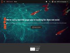 ARTE+7 Accueil - ARTE+7