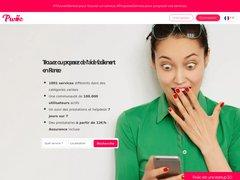 Pwiic : plateforme de service entre particuliers