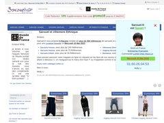 Détails : Sarouel.fr : Sarouel mode