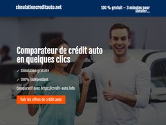 Détails : Simulateur de crédit auto