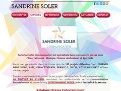 Détails : Soler Sandrine Communication
