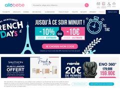Détails : allobebe.fr, tout le nécessaire pour bébé