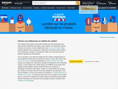 Amazon.fr : livres, DVD, jeux vidéo, MP3, hi..