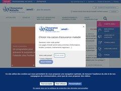 site de l'assurance maladie
