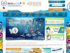 Détails : AquagymS, le site économique !