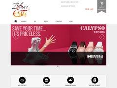 Détails : Bijouterie Blanc et Or - Vente en ligne de Bijoux et de montres de marques