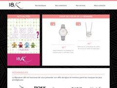 Détails : Bijouterie en ligne, bijoux de grandes marques
