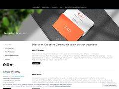 Détails : Blossom Creative